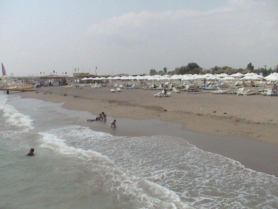 Strand vom Silence Beach Resort Hotel Silence Beach Resort