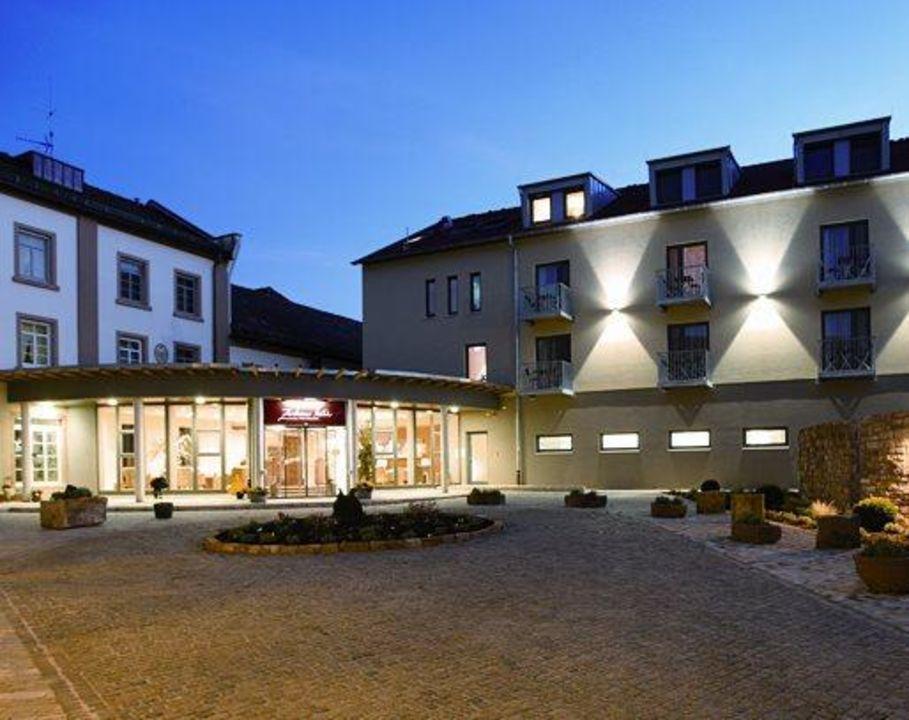 Außen Hotel Zeiskamer Mühle