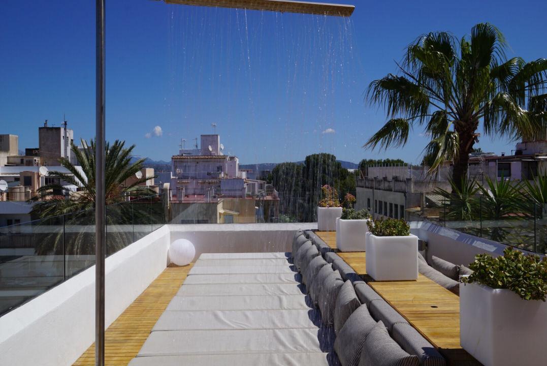 Außenansicht Hotel HM Alma Beach