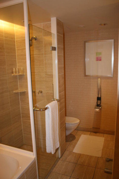 Badezimmer Hotel Hyatt Regency