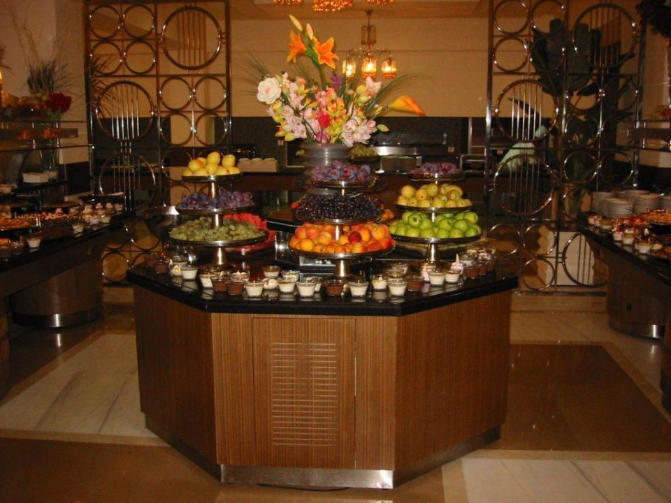 Buffet Alva Donna Exclusive Hotel Belek