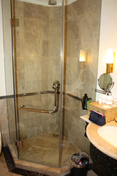 Unsere Dusche Hotel Imperial Hue