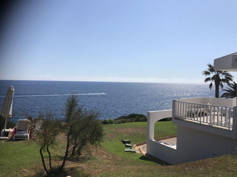 Ausblick Blau Punta Reina Resort
