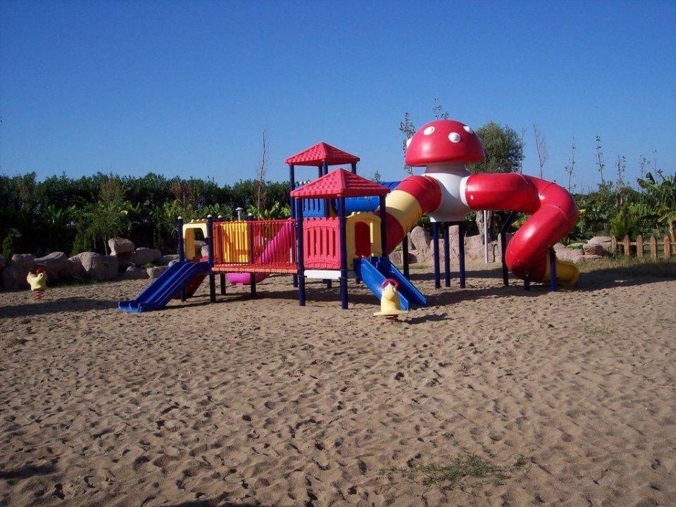 Kinderspielplatz Amelia Beach Resort Hotel & Spa