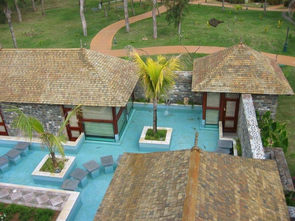 Spa-Bereich Outrigger Mauritius Beach Resort