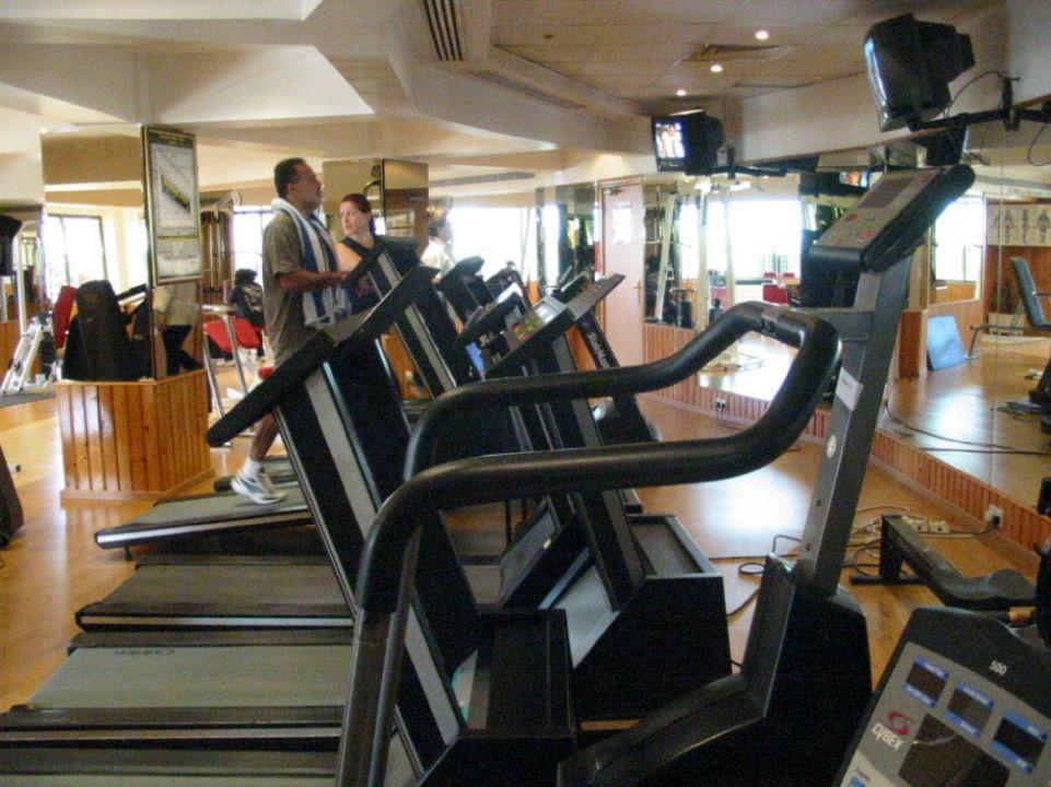 Fitness-Center Hotel Khalidiya Palace Rayhaan by Rotana