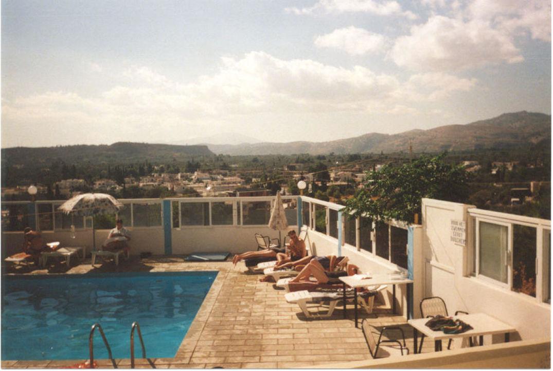 Hotel Anagros Pool Hotel Anagros