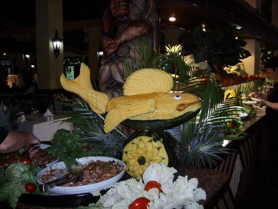 Abendbrotbuffet Playabachata Resort