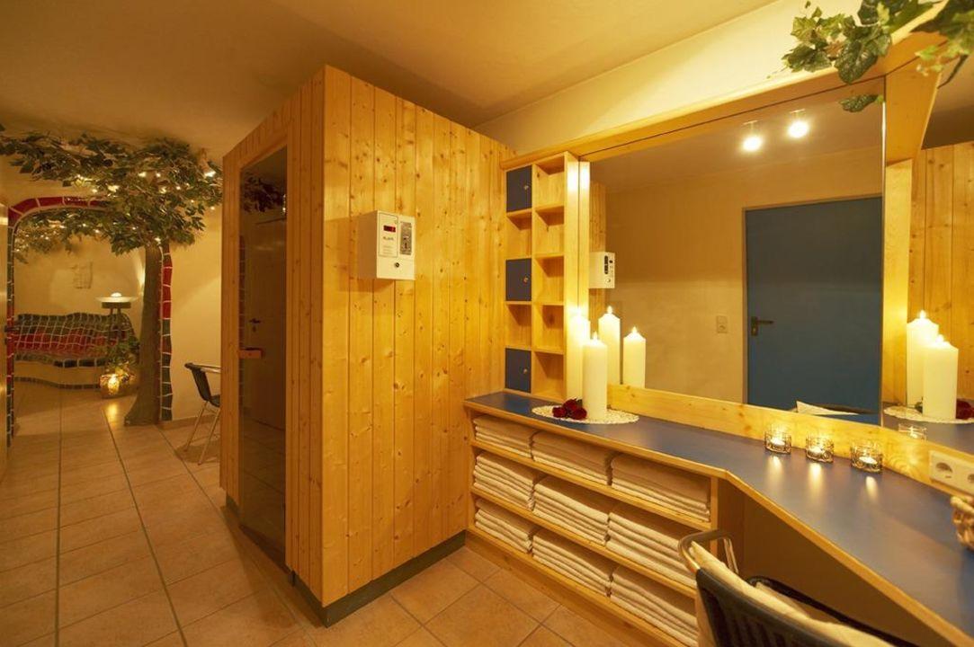 Wellness im Hubertushof Hotel Hubertushof