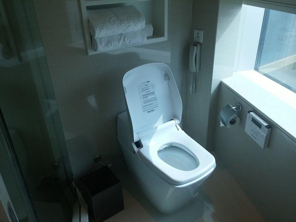 High Tech Toilette Grande Centre Point Hotel Terminal 21