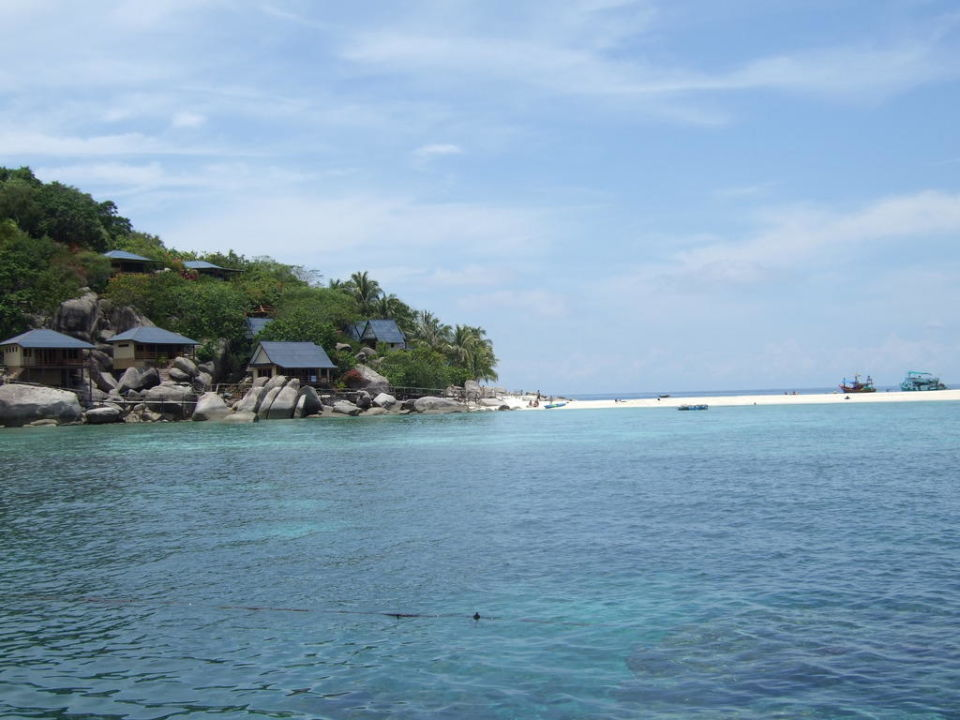 Bei der Ankunft Hotel Nangyuan Island Dive Resort