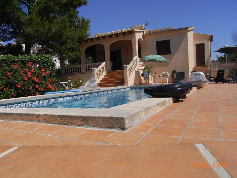 Pool Ferienhaus Cala Pi Cala Pi CPI120