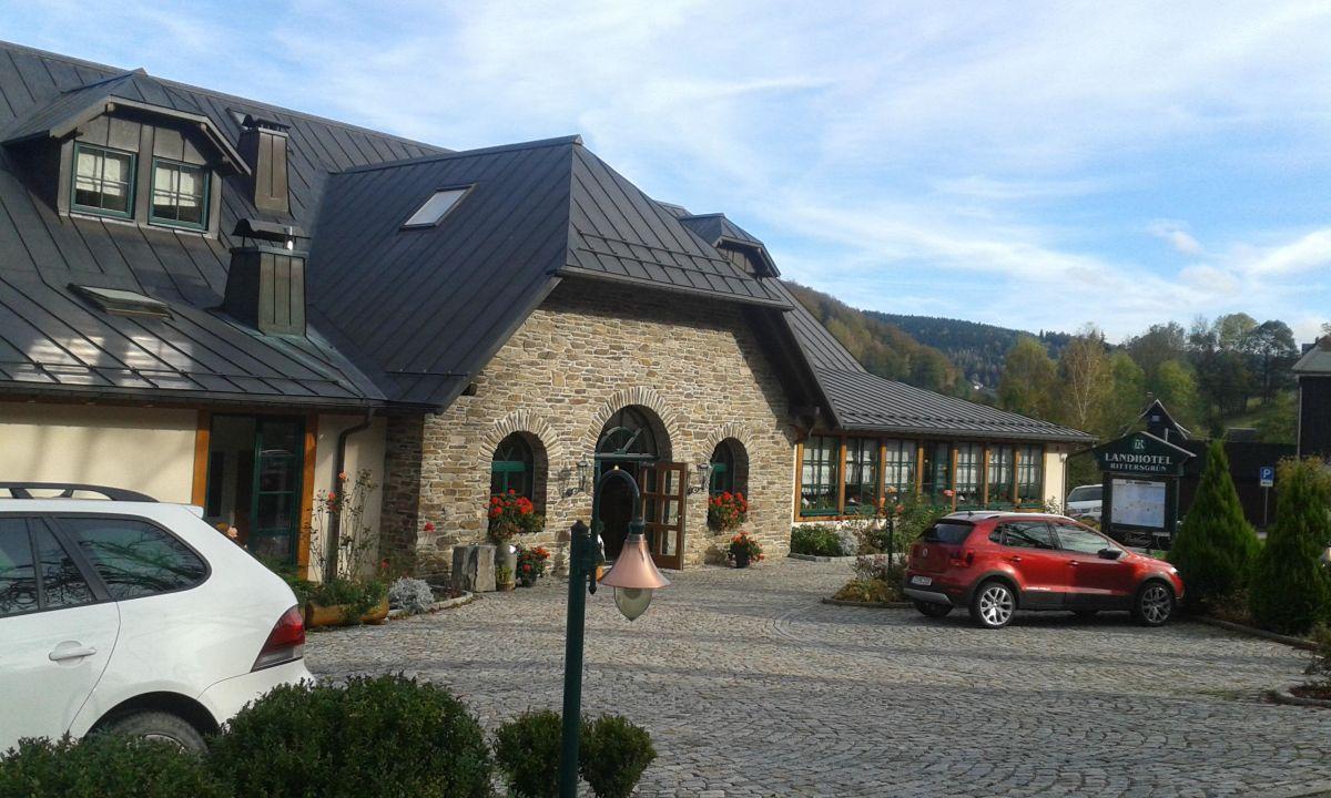 Schones Hotel Landhotel Rittersgrun Rittersgrun Holidaycheck