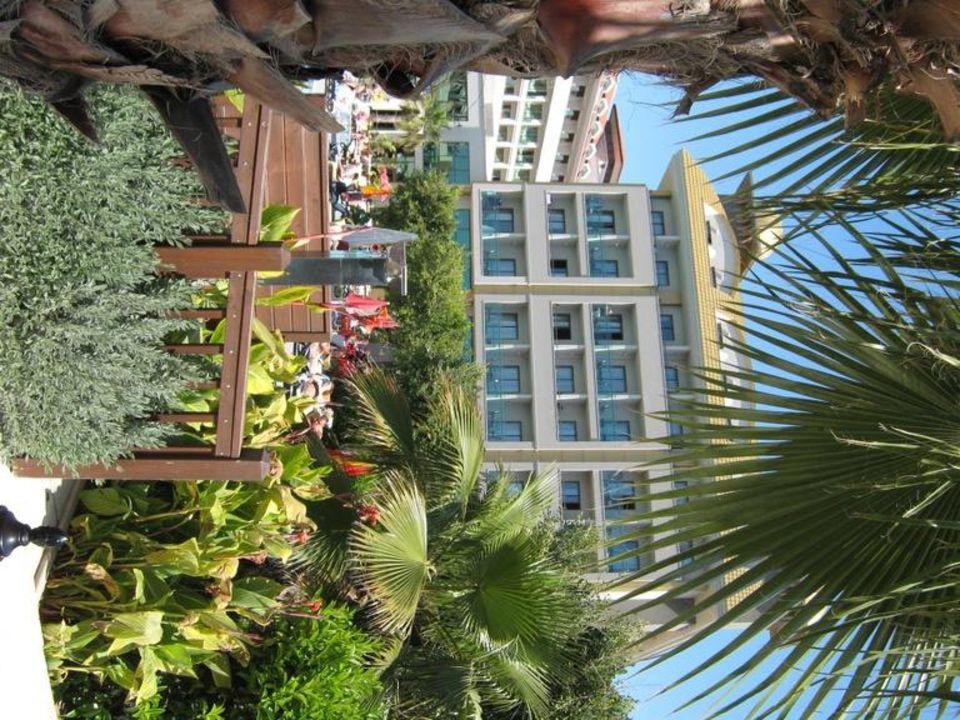 Außenansicht Aydinbey Kings Palace & Spa