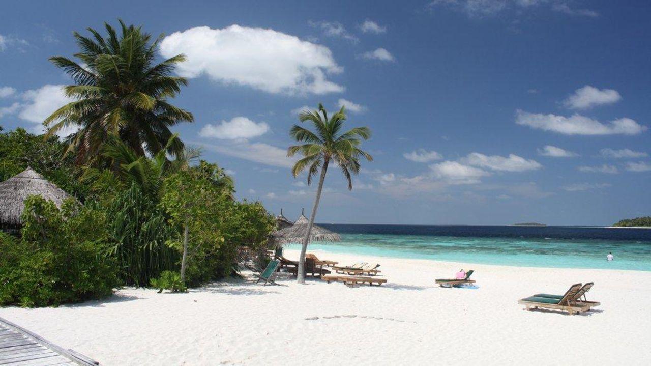 Postkartenmotiv Hotel Reethi Beach Resort