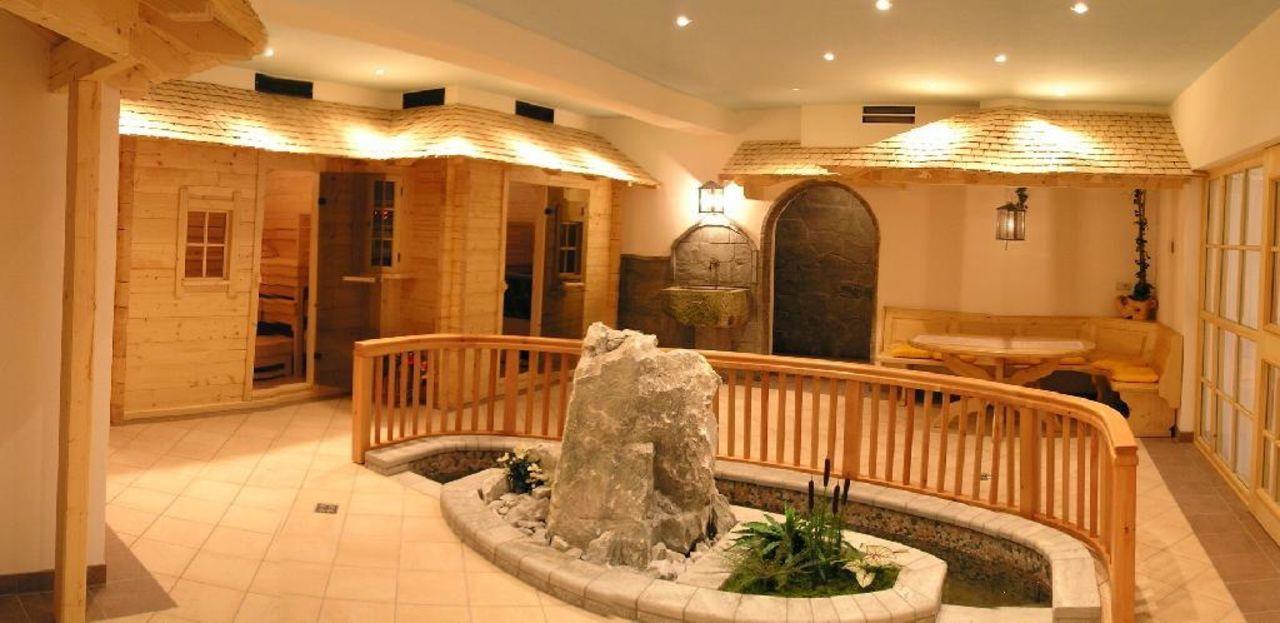 "Wellness-Bereich in "" unserer""  Alpenrose"" Hotel Alpenrose"