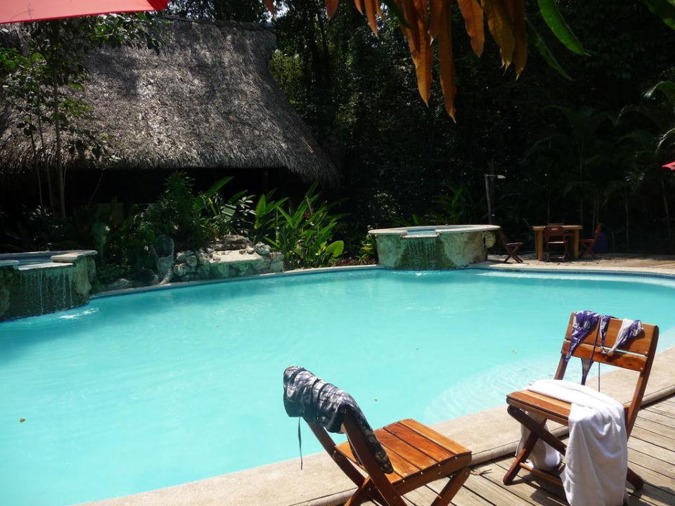 Pool Hacienda Tijax
