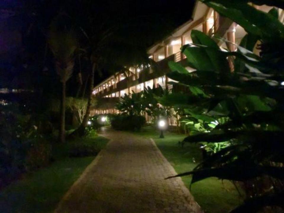 Wohnblock Hotel Viva Wyndham Dominicus Palace