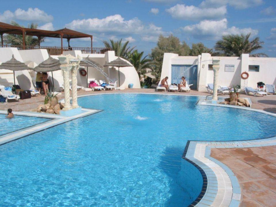 Pool Oben Hotel Meninx