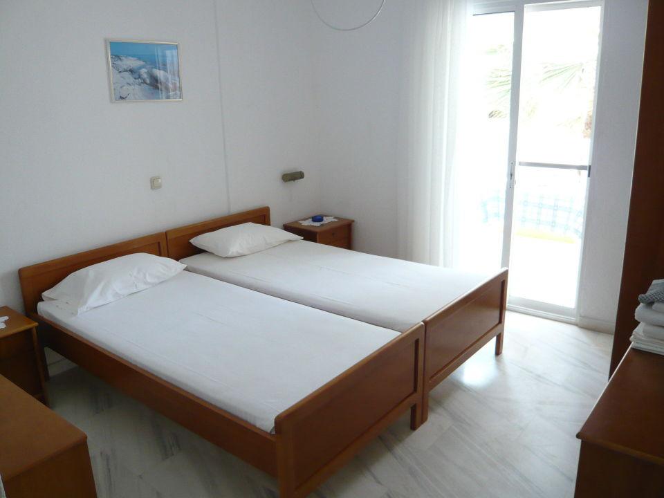 Die Zimmer sind hell, freundlich und sehr sauber Villa Anesa