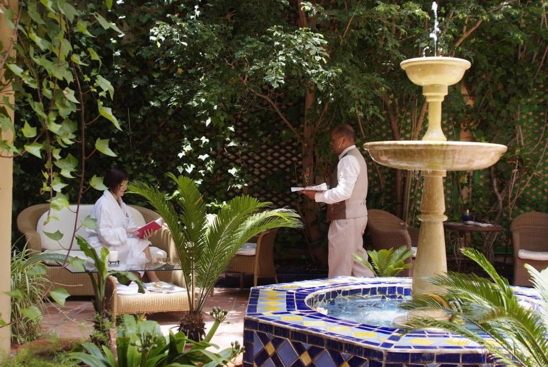 Patio Hotel Palacio Ca Sa Galesa