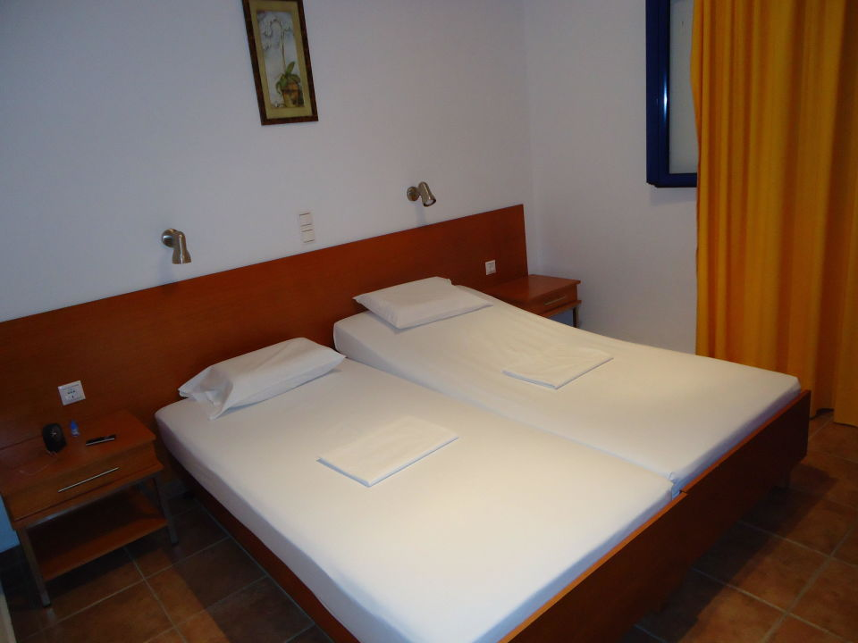 Schlafzimmer Appartement  Apartments Liofito