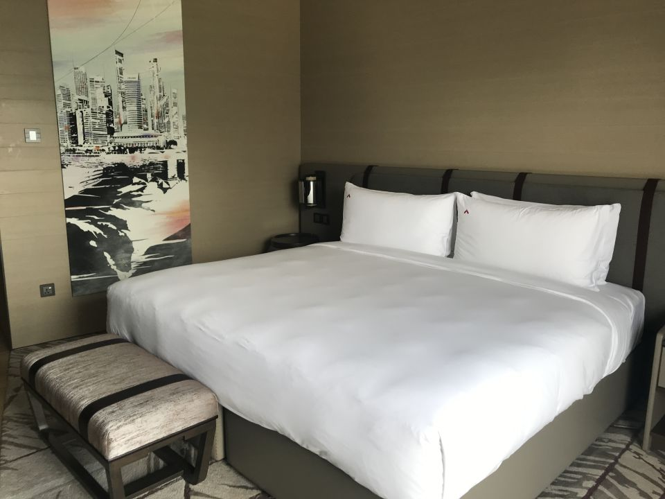 Zimmer Swissotel The Stamford Singapore