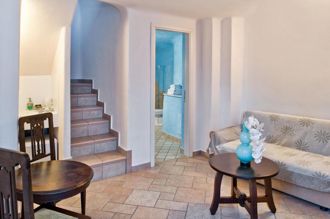 Apartment  Erdgeschoss Mirabo Villa
