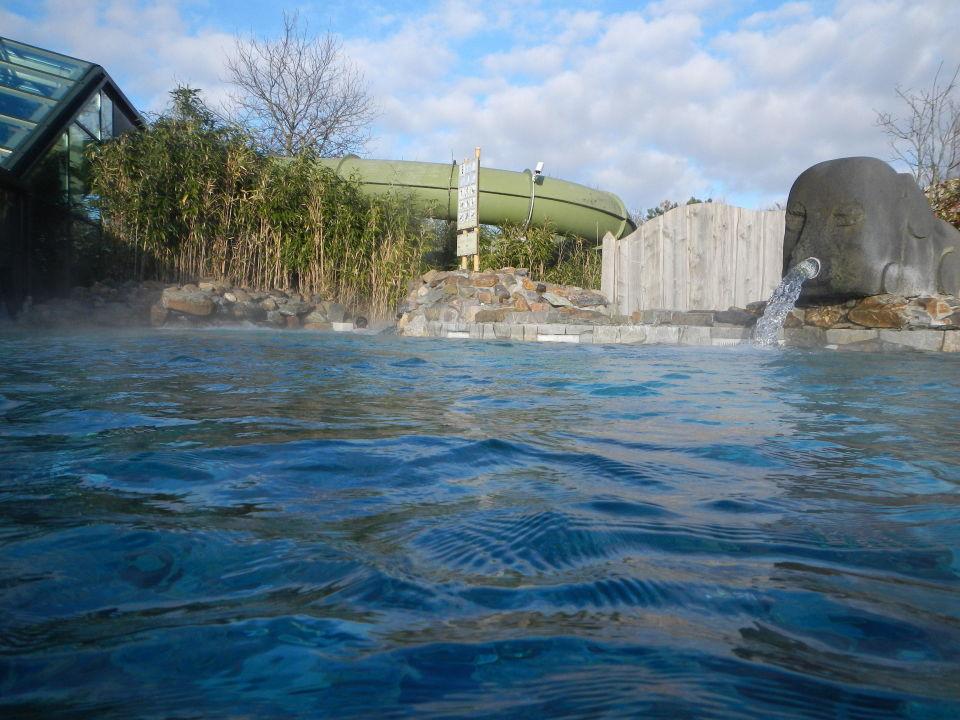 Schwimmbad aussen center parcs de eemhof zeewolde for Schwimmbad aussen