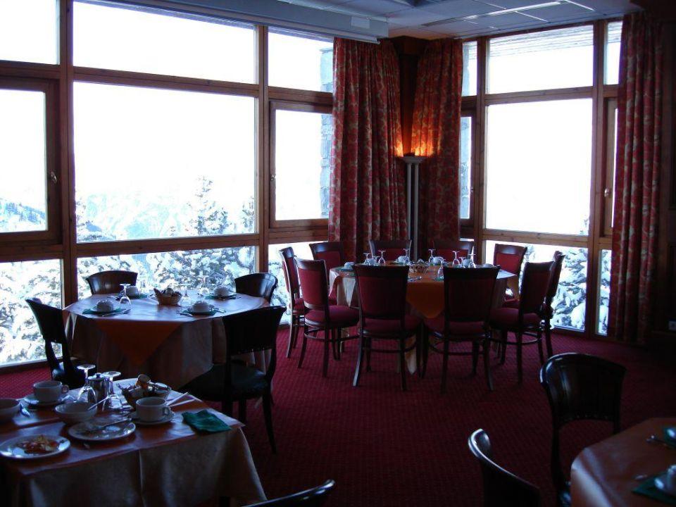 Restauracja Hotel Du Pic Blanc