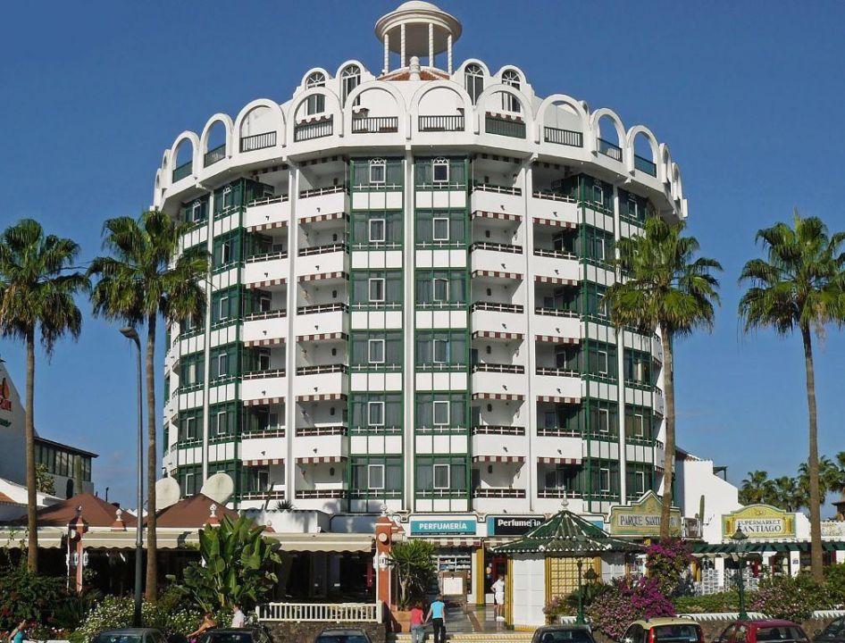 Parque santiago iv apartamentos parque santiago 4 playa de las americas holidaycheck - Apartamentos parque santiago ...