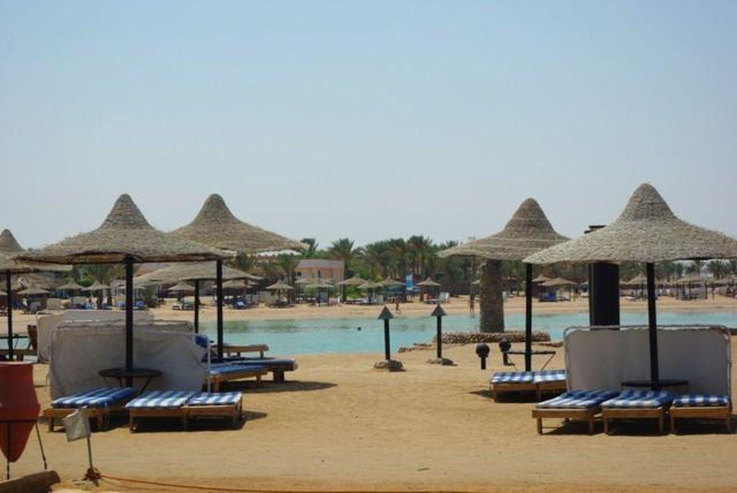 Plaża hotelowa Hotel Harmony Makadi Bay