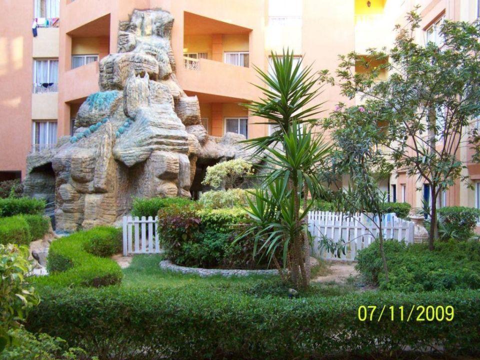 Hotel ogród Hotel Seagull Beach Resort