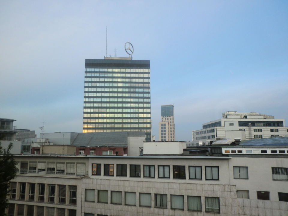 Badezimmer Hotel Crowne Plaza Berlin City Centre