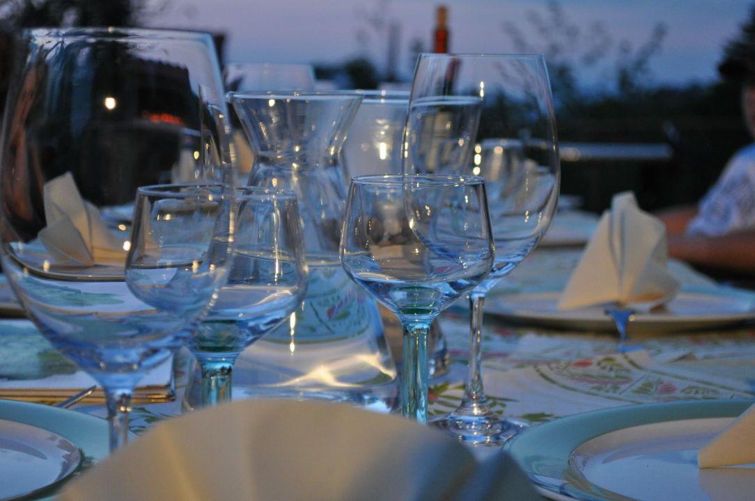 Sternenhimmel Le diner unterm sternenhimmel podere le baruti montevarchi