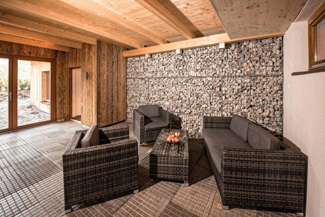 Wellnessbereich Hotel Belvedere