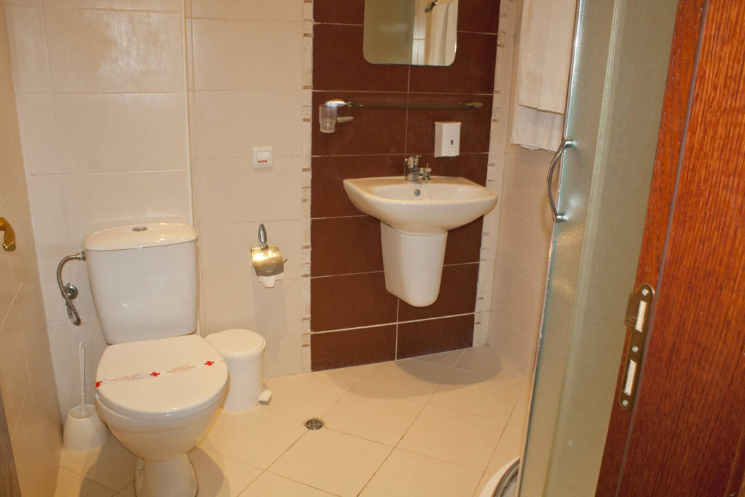 Bathroom Hotel Bellevue