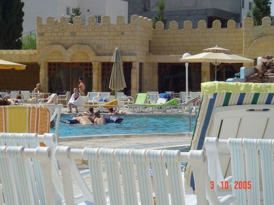 Pool Daphne Monastir Center