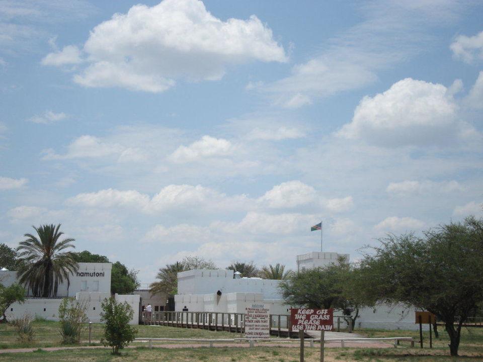 Fort Namutoni Namutoni Camp