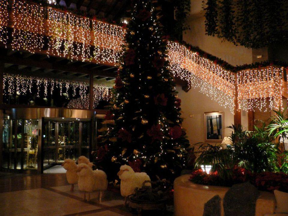Weihnachten im Princesa Yaiza\