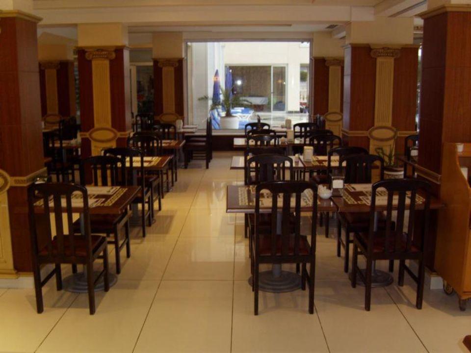 Das Restaurant Hotel Grand Newport