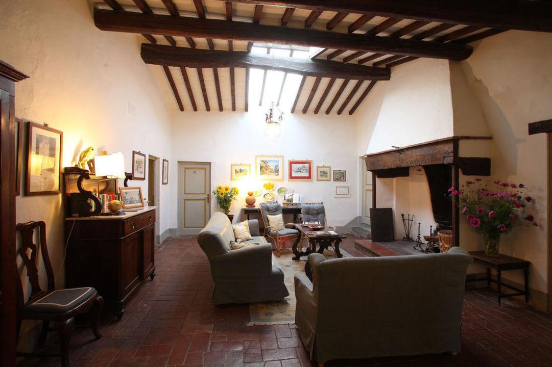 Fattoria lounge Hotel Villa Le Barone