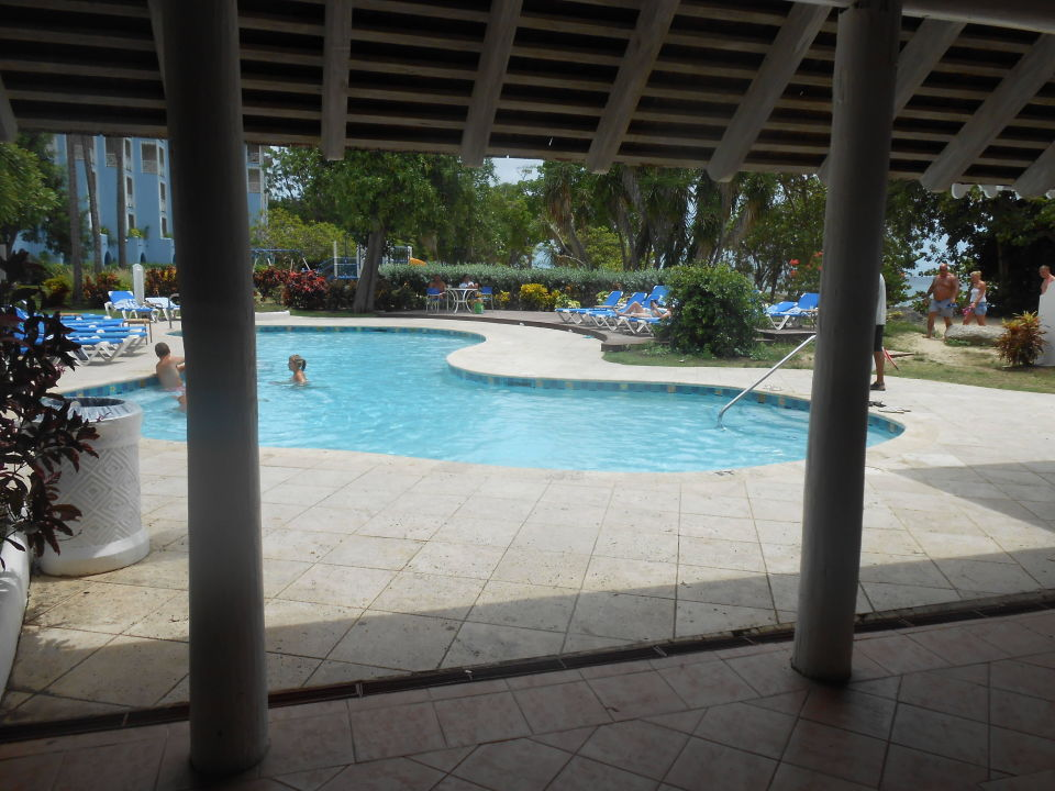 One of the pools Hotel The Verandah Resort