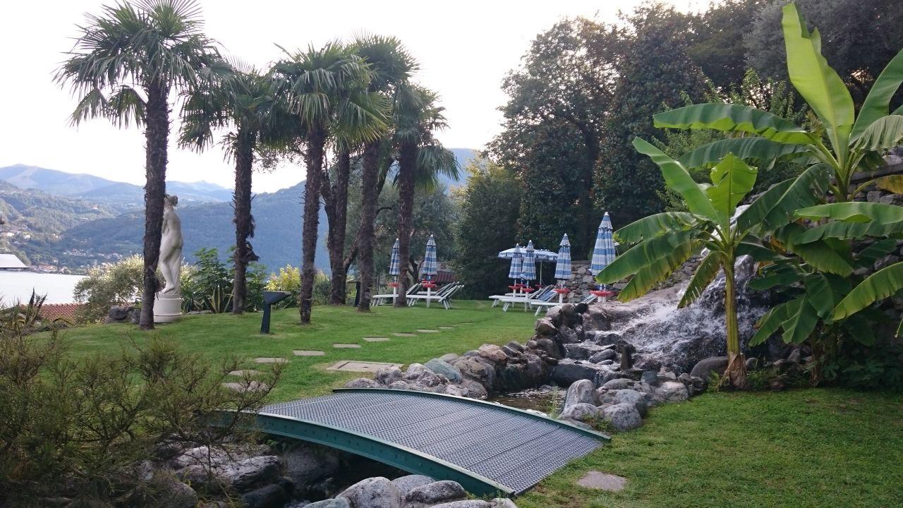 Gartenanlage Parco San Marco Lifestyle Beach Resort
