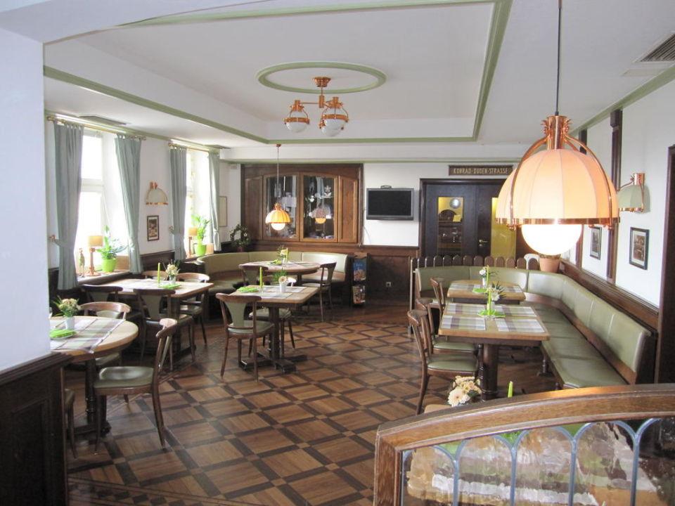 Rustikales Restaurant Haus Duden