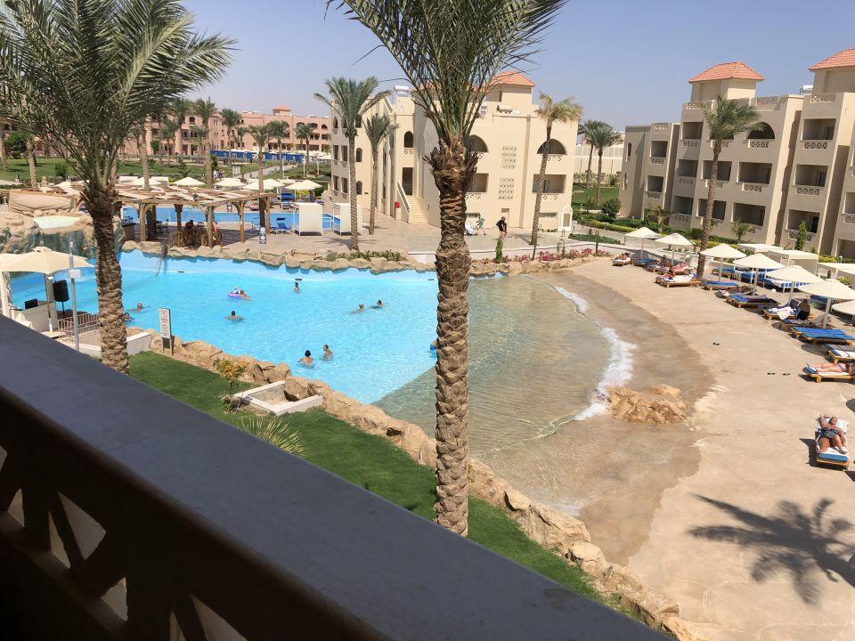 Pool Aqua Blu Resort Hurghada