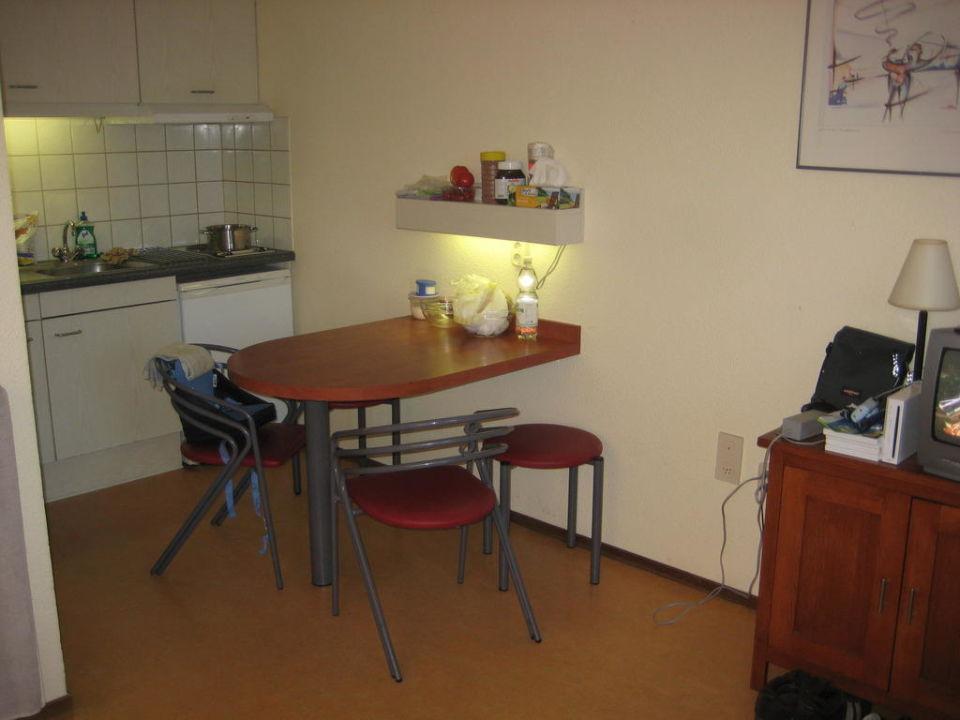 Küche vom Haus NT 7410 Roompot Beach Resort