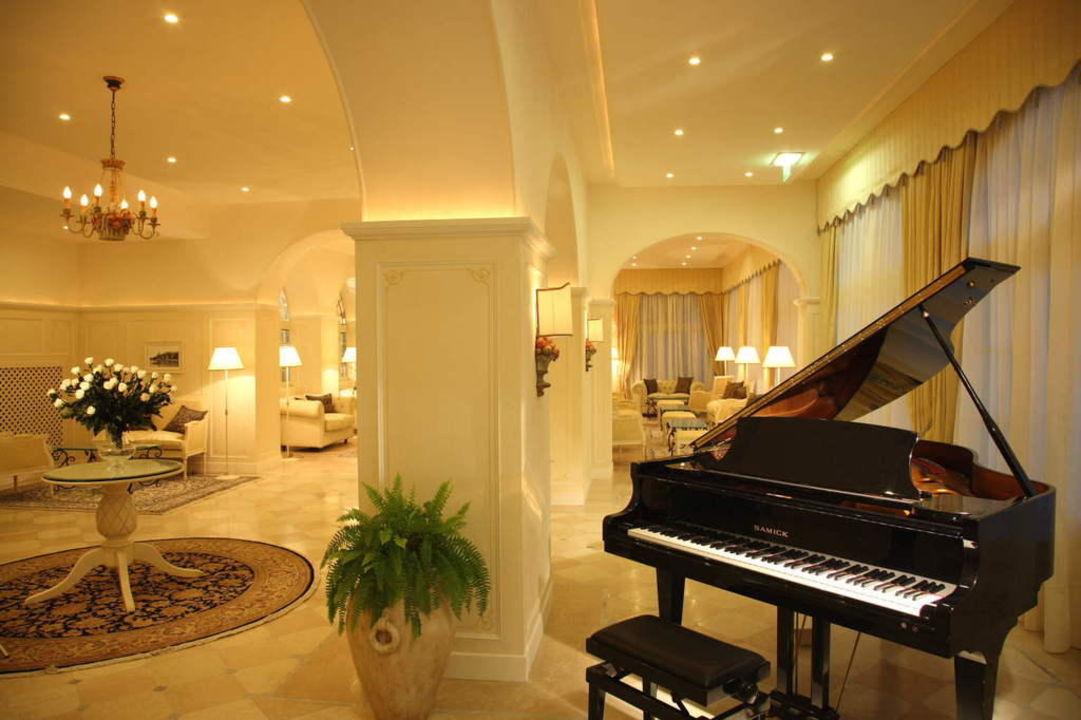 Hall Grand Hotel Fasano