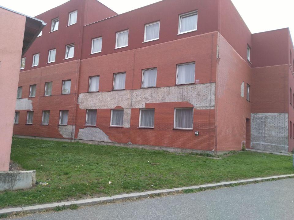 Fassade Hotel Slavia