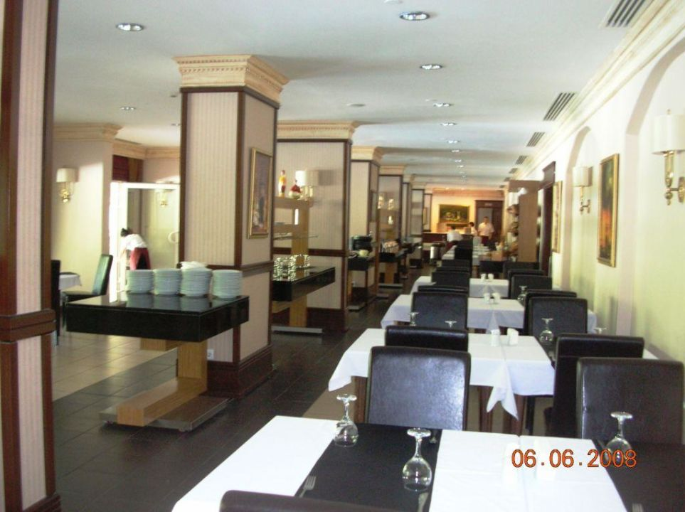 Restaurant (innen) Buffet Castle Resort & Spa Hotel Sarigerme